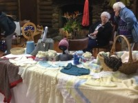 Eden Spinners and Weavers Demo and Display