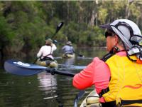KIAH WILDERNESS TOURS - Family Kayak Special Offer