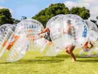 PCYC Bubble Soccer